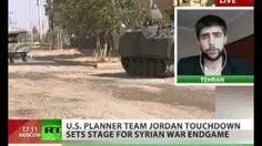 #US Deploying Military Personnel to #Syria, #Jordan Border