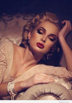 Vintage look – Makeup