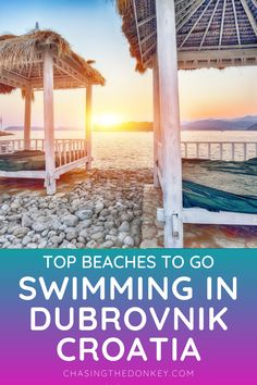 Croatia Travel Blog: Finding the best spots for swimming in Dubrovnik ain't rocket science, but no need to waste time...here are the top 4 spots for places to go swimming In Dubrovnik. #Croatia #Dubrovnik #CroatiaTravel #TravelTips Best Vacation Spots, Best Vacations, Vacation Destinations, Dubrovnik Croatia, Croatia Travel, Us Travel, Beach Travel, Natural Waterfalls, Plitvice Lakes National Park