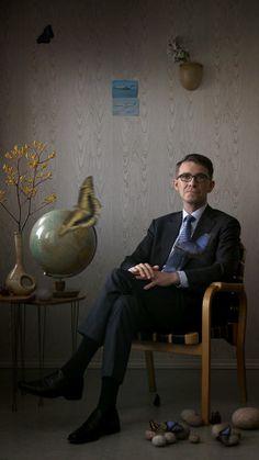 Muuttuva muotokuva feat. Saara Ekström | Amos Anderson taidemuseo
