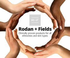 Rodan + Fields is for everyone! We are the #1 Anti-aging and the #1 Acne skincare lines in the U.S.