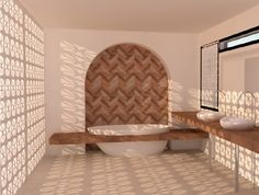 Sweet Home Design A Space, 3d Design, Organic Shapes, Design Thinking, Natural Light, Sweet Home, Factors, Shadows, Color