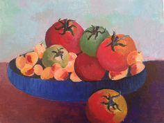 Tomates et abricots Auteur : Moysset Jean-Luc Année : 08/2014