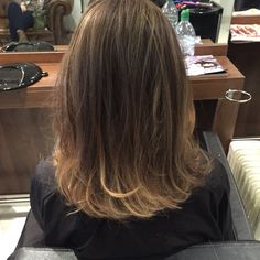 The lovely Lucy with new haircut and subtle h/l and balyage done here by maria Hair Studio, Salons, Stylists, Hair Cuts, Long Hair Styles, Beauty, Haircuts, Lounges, Long Hairstyle