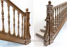 Эксклюзивные лестницы деревянные RLE-003