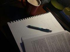 Coffee & Physics #productive