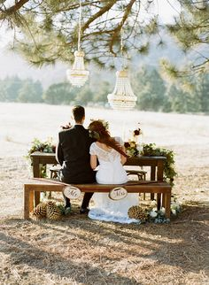 Rustic and elegant  photo by LMarie Photography
