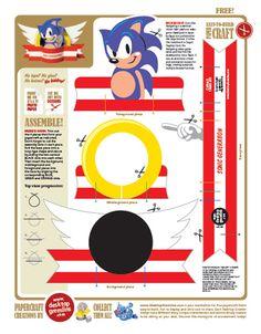 506 sonic pdf Sonic The hedgehog