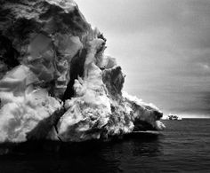 Siberian Icebergs by Camille Seaman www.fallow.com.au