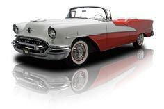 1955 Oldsmobile Starfire Convertible 324 Rocket V8