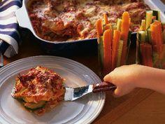 Vegetarisk lasagne Receptbild - Allt om Mat