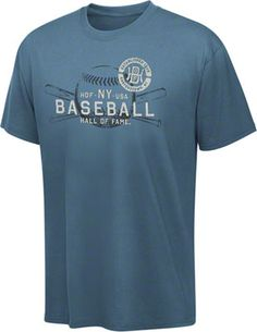 National Baseball Hall Of Fame Slate Cooperstown T-Shirt