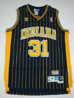 Indiana pacers reggie miller No.31 throwback