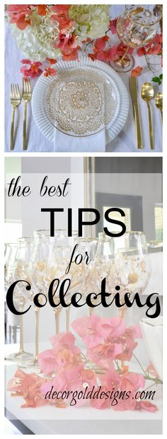 Tips for Collecting