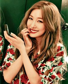 SNSD : Tiffany * 티파니 * : 6th Album Holiday Night