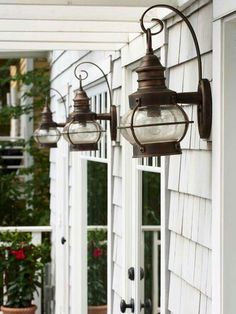 Cape Cod Style | Lighting | Pinterest | Cod, Exterior light fixtures ...