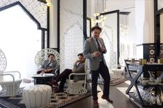 dubai;men;fashion;blog;street;style;fairmont;luxury;suit;Arabic;Art