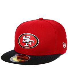 New Era Kids  San Francisco 49ers 2015 NFL Draft 59FIFTY Cap Men - Sports  Fan Shop By Lids - Macy s e8d6c25bb