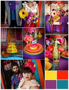 A Fiesta of a Wedding. Christina Leigh Events Blog. #CincoDeMayo