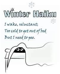 Poor attempt at haiku! But hey? The sun's out and I'm relaxing so ...