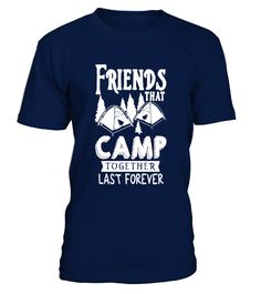 Camping Friends