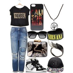 """""""Untitled #364"""" by andreea-stanciu on Polyvore"""