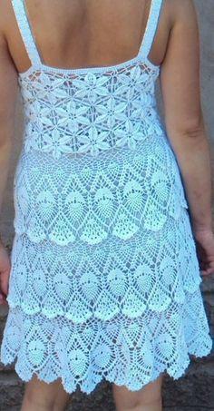 crochet dress patterns for women   crochet dress pattern diagrams pdf