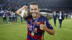 te echaremos de menos Pedro!