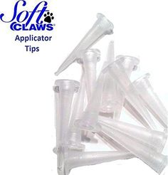 Applicator Tips Nozzles for Soft Claws Nail Caps Cat Dog Adhesive Glue Tubes - Choose Quantity (20 - Tips) -- Read more at the image link. (This is an affiliate link and I receive a commission for the sales) #catsofinstagram