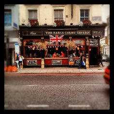 Whether it's fish and chips or better yet the steak and mushroom pie, this place has great pub food and delicious ales.