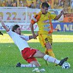 Campeonato de Primera División 2015: Huracán logró un agónico empate ante Crucero del Norte