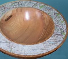 wood turned platters pictures - Google Search