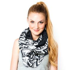 Hollywood Infinity Scarf, $41.65, now featured on Fab.