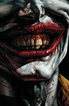 The Joker. This is brilliant. So Brilliant, I had to pin it to multiple boards