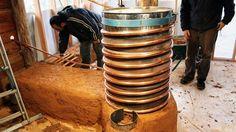 Le poêle rocket-stove