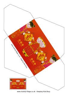 chinese new year envelope with chinese children design new years crafts holiday crafts for kids
