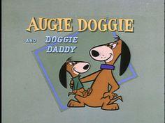 Augie Doggie and Doggie Daddy Bob Pai e Bob Filho Old School Cartoons, Retro Cartoons, Old Cartoons, Classic Cartoons, Classic Cartoon Characters, Favorite Cartoon Character, Cartoon Tv, Cartoon Shows, Hanna Barbera