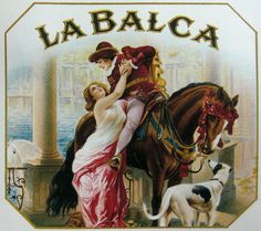 Vintage Original 1920 039 s Cuban La Balca Antique Cigar Box Label Art Vintage Labels, Vintage Ephemera, Vintage Cards, Vintage Posters, Cigar Box Art, Vintage Cigar Box, Cigar Boxes, Wine Boxes, Tags