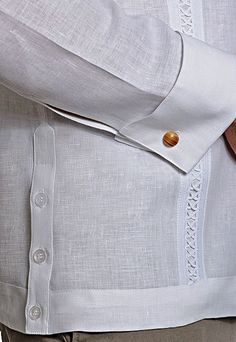 jpg French Shirt Id - French Shirt - Ideas of French Shirt - casual-wedding-shirt-charles-french-cuff-detail.jpg French Shirt Ideas of French Shirt casual-wedding-shirt-charles-french-cuff-detail. African Shirts For Men, African Dresses Men, African Clothing For Men, Nigerian Men Fashion, African Men Fashion, Mens Fashion, Mens Kurta Designs, Mens Designer Shirts, Designer Suits For Men