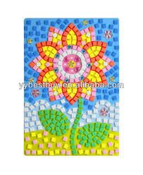 12 Styles Mosaics Creative Sticker Game Animals Transport Arts Craft Puzzle for Kids EVA Educational Toy Childrens Stickers, Kids Stickers, Diy Design, Art Kits For Kids, Puzzle Crafts, Mosaic Kits, Mosaic Projects, Educational Games For Kids, Diy Crystals
