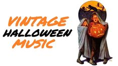 Vintage Halloween Music Halloween Music, Vintage Halloween, Halloween Ideas, Haunted Places, Music Albums, Favorite Holiday, My Music, The Creator, Crafts