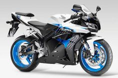 Honda cbr600rr. I like the colors. Not a big fan of the cbr though.