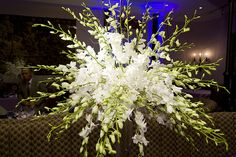 Floral Arrangement for a grand entrance - Google Search