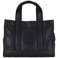 Tory Burch Tory Tote bag ($631) found on Polyvore