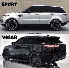 RangeRover Sport or Velar ??