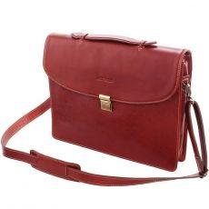Сумки кожаные оптом - производство и оптовые поставки сумок на заказ. Изготовление портфелей, дорожных и мужских сумок через плечо - компания Клевер.