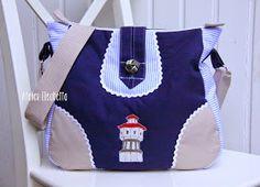 """Atelier Elisabetta: Tasche """"Frieda"""" by #Allerlieblichst"""