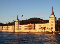 Kuleli Military High School, Kuleli Askeri Lisesi, Istanbul.