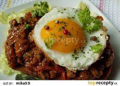 Hamburger, Breakfast, Ethnic Recipes, Morning Coffee, Burgers