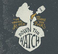 Jon Contino, Down The Hatch